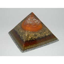 A Piramide Orgonite G