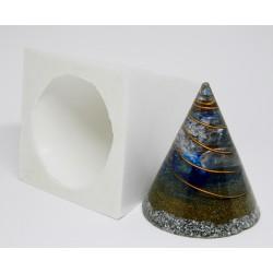 Forma de silicone Cone P