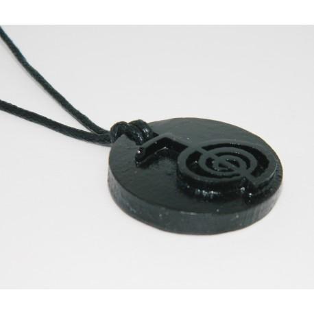 Pingente Cho-Ku-Rei – tipo black sun