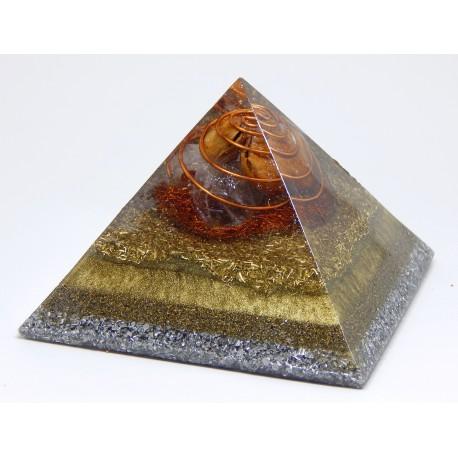 Pirâmide G com Aguaí – Yin e Yang