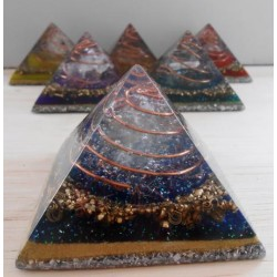 A Piramide Orgonite P