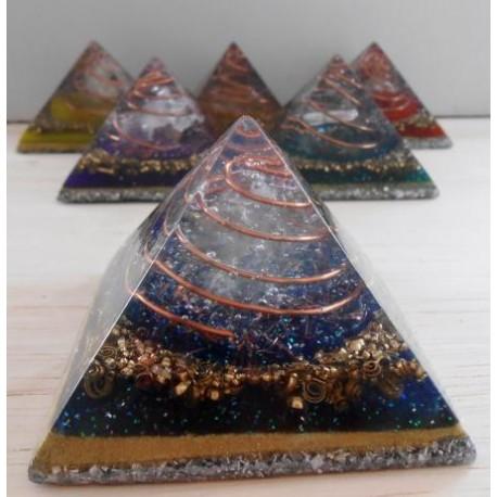 A Piramide Orgonite P