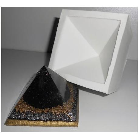 z Forma de silicone piramidal P
